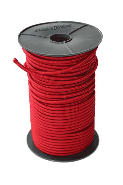 Expanderseil 9mm rot | Spannseil mit Haken | Expander | Planenseil | Spannband Gummi | Expander Gummi |