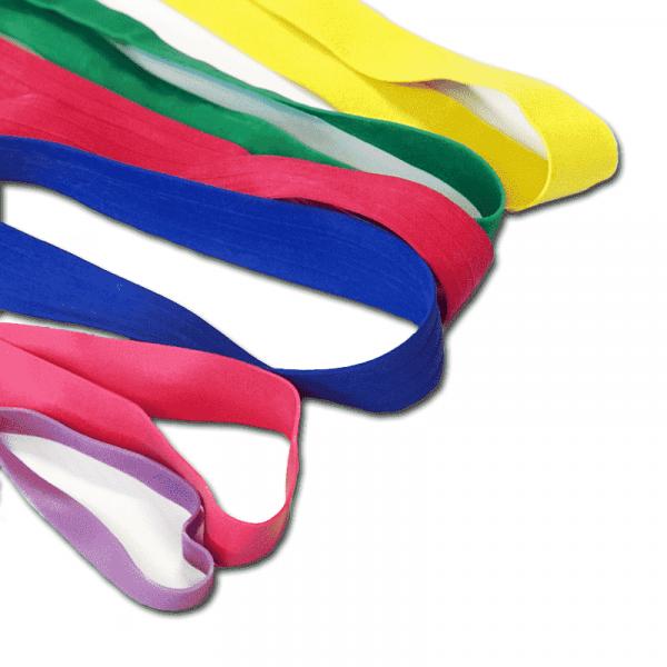 Palettenspannbänder Musterset | Palettenspannband | Palettengummi Testset | Palettenspannband