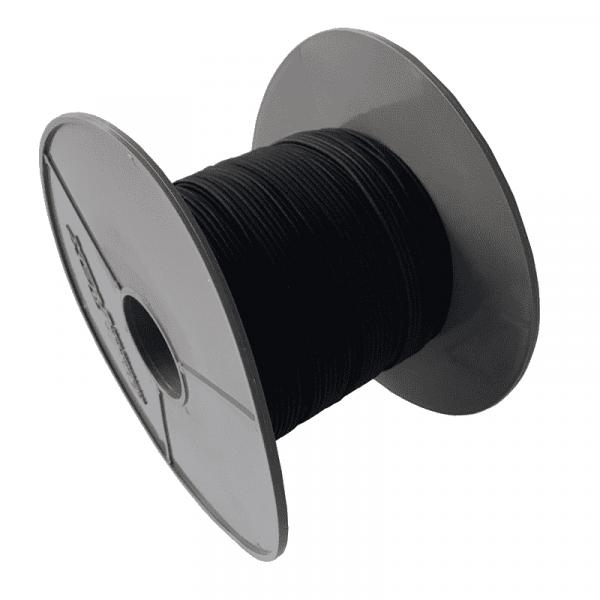 Expanderseil 3mm schwarz | Gummiseile | Planenseil | Expanderseile | Planenseile |