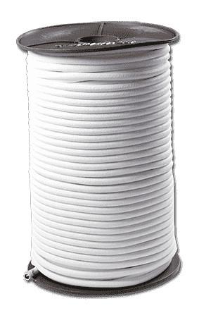 Expanderseil 9mm weiß 100 Meter Monoflex Polyethylen
